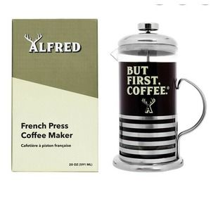 Alfred French Press Coffee Maker NEW in box